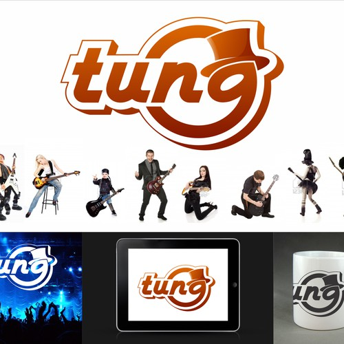 Tung needs a new logo