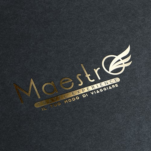 Fast Tracked: Logo for an Agency for customized travel experiences!