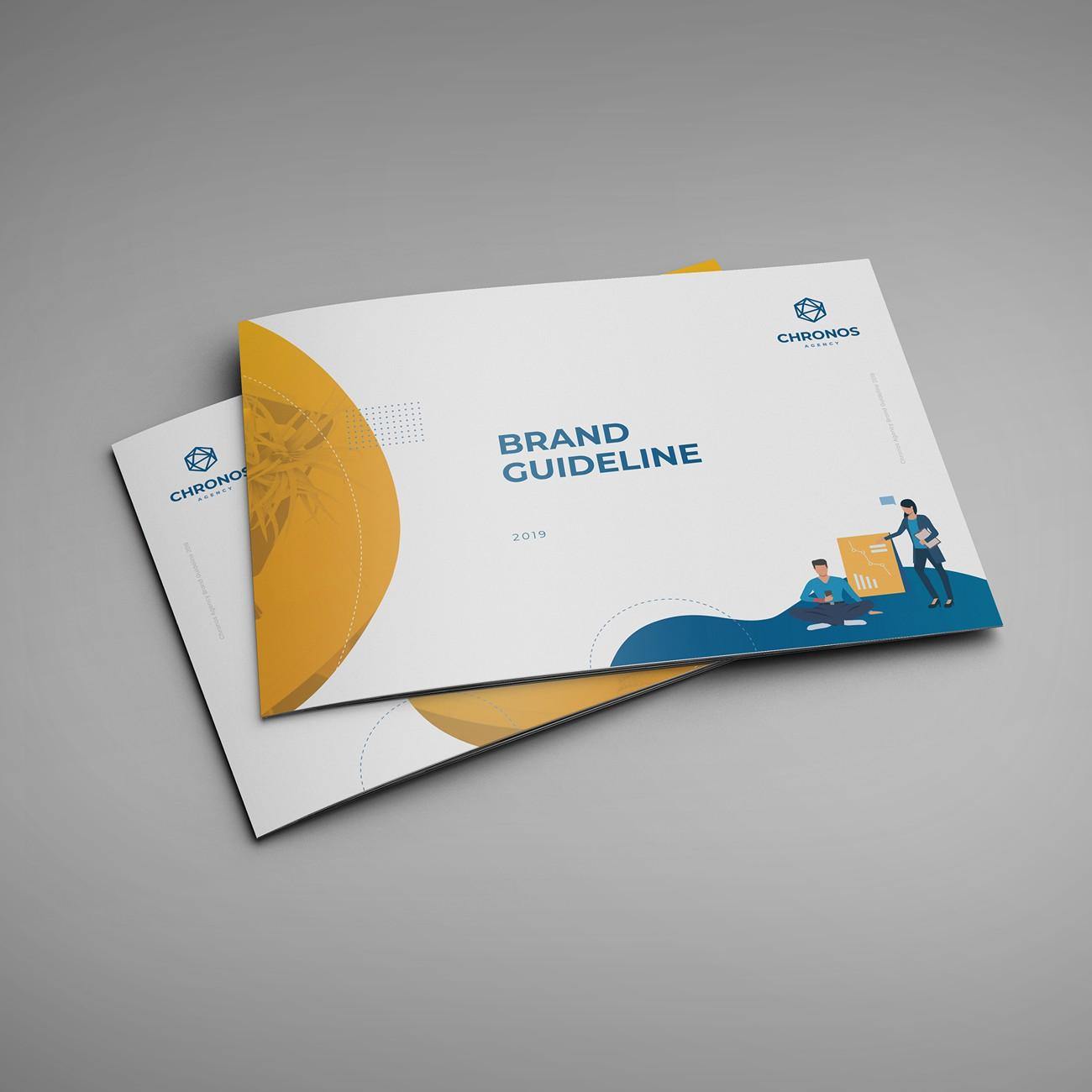 Brand Guide for a Digital Marketing Agency