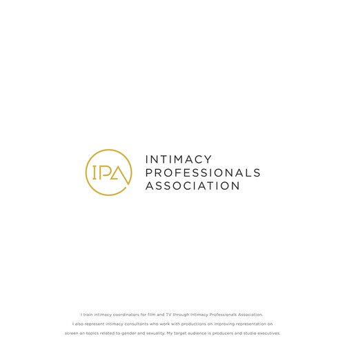 INTIMACY PROFESSIONALS ASSOCIATION