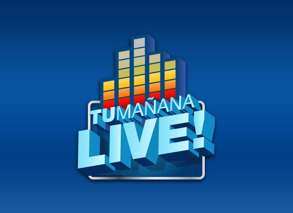 Help Tu Mañana LIVE! with a new logo