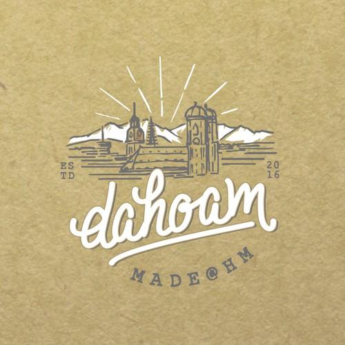 logo for DAHOAM