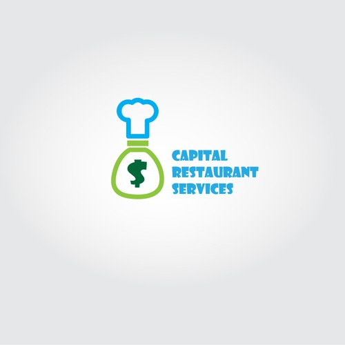 Create the next logo for Capital Restaurant Services