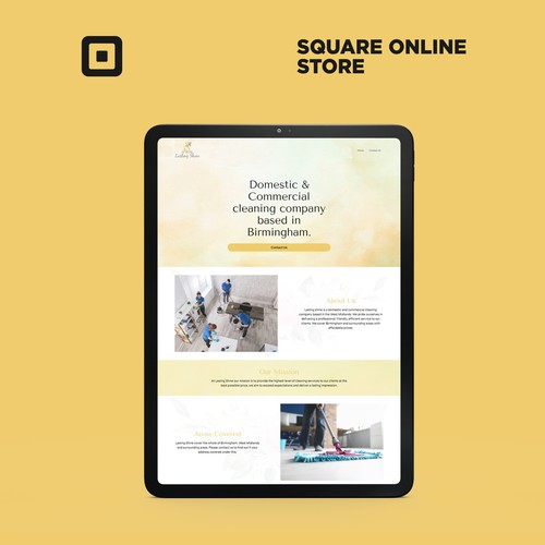 Square Online Store For Lasting Shine