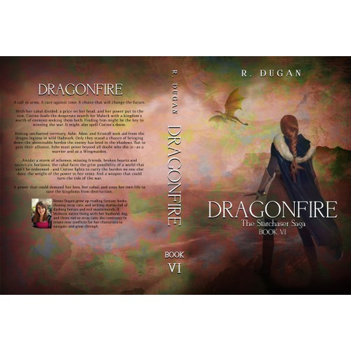 The Starchaser Saga: DRAGONFIRE
