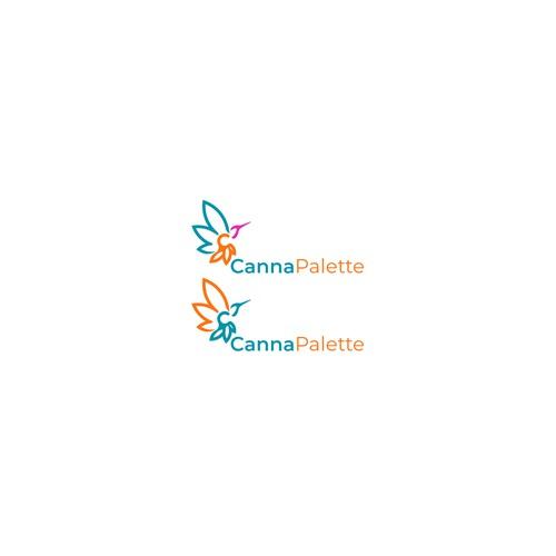 Canna palette