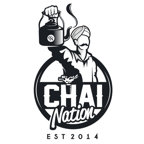new Chai Tea Label