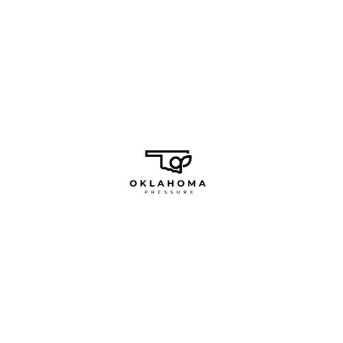 Oklahoma pressure logo