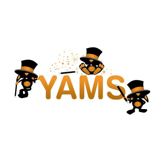 YAMS needs a new logo