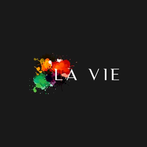 Logo Concept for La Vie