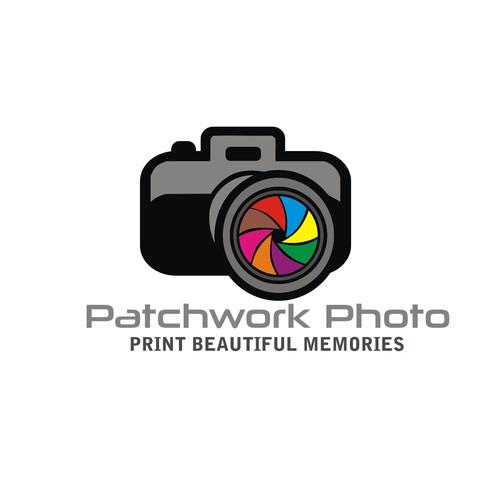 Logo design for creative photo printing business