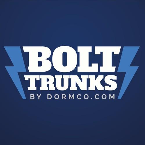 Bolt Trunks Logo Design