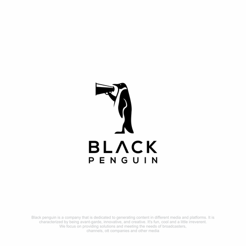 """ENTERTAINMENT COMPANY LOOKING FOR A """"BLACK PENGUIN"""""""