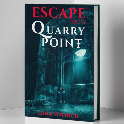 Book cover for escpa from quarry point