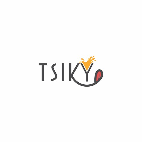 Simple logo for TSIKY
