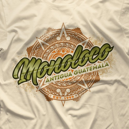 MONOLOCO t-shirt design