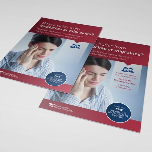 Flyer - Consumer medicine/pharmacy