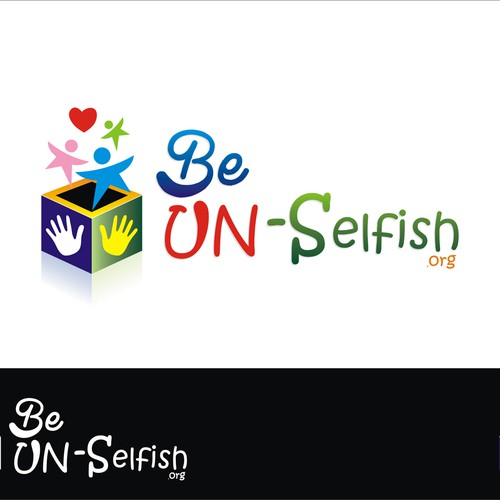 Logo Concept for BeUN-Selfish.org