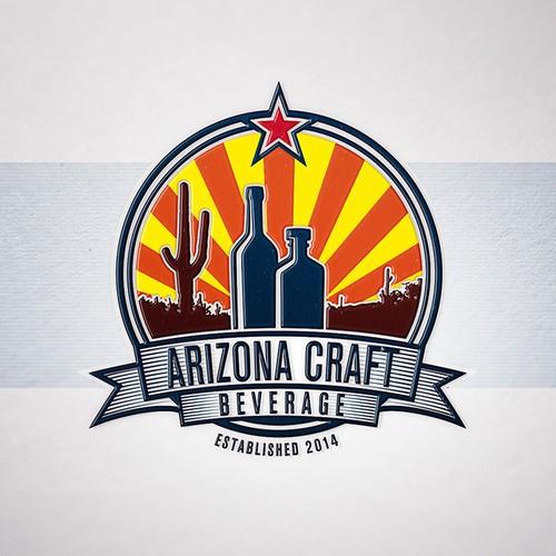 New logo design for Craft Distiller and Vintner