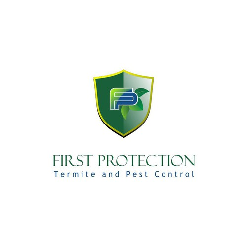 Logo design for First Protection