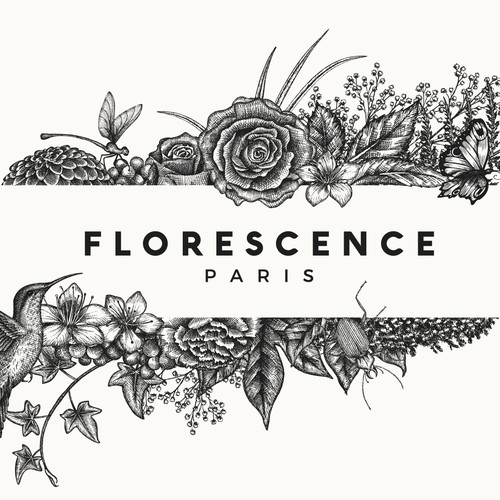 Logo design for Florescence Paris