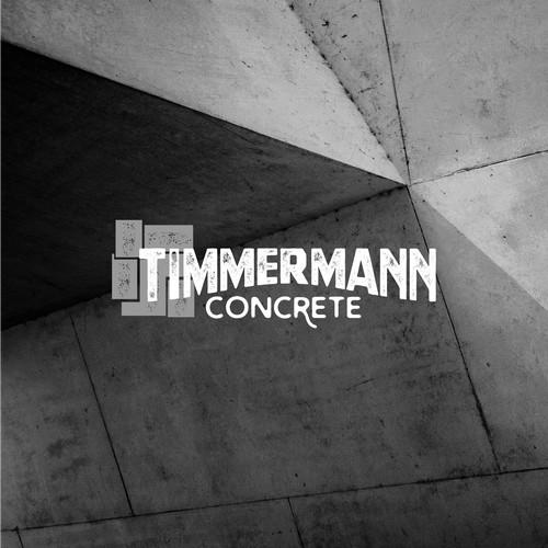 Timmermann Concrete.