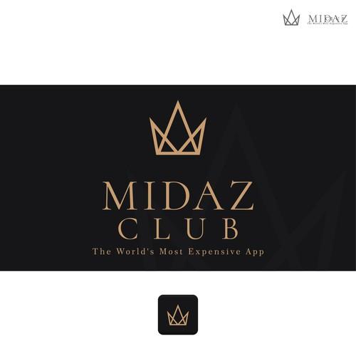 exclusive logofor Midaz Club