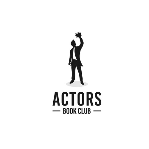 Logo for Actor Book Club