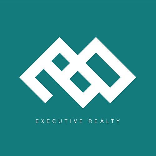 Executive Realty Logo Design