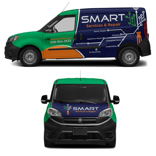 Smart Services and Repair