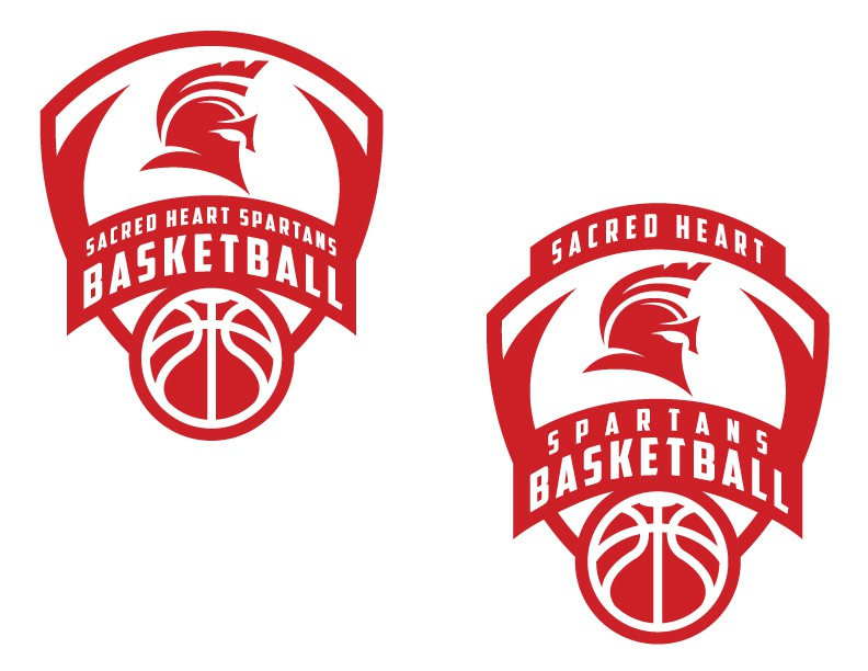 Create a fun, modern logo for a school sports program
