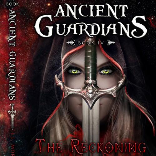 Book Cover for a fantasy novel