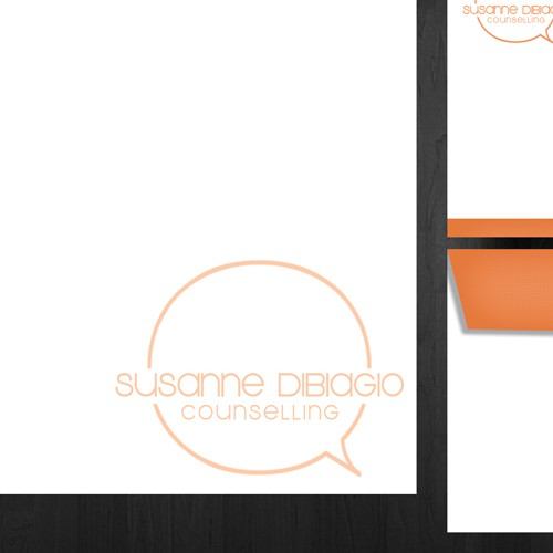 Logo and stationary for counselling centre