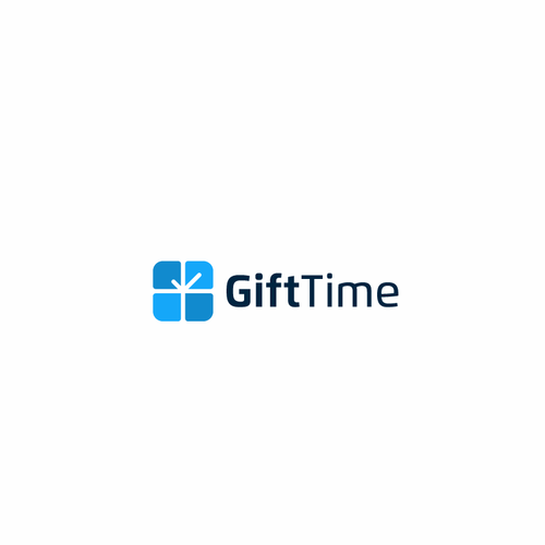 Modern Logo for GiftTime