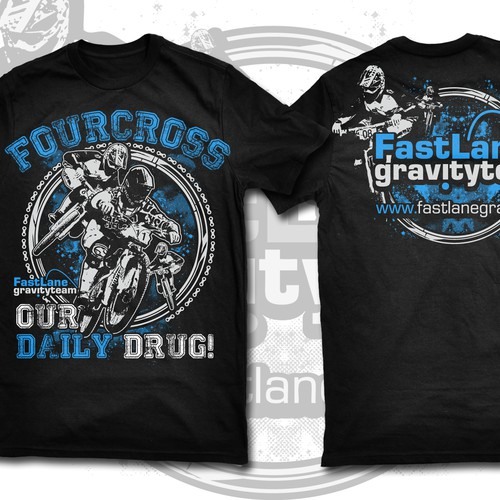 Fourcross Motocross.
