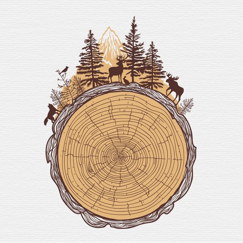 Tree Rings Wilderness
