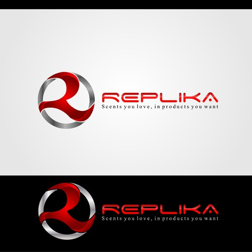 Create the next logo for Replika