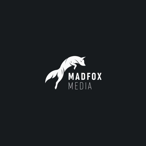 logo concept for a media/marketing business