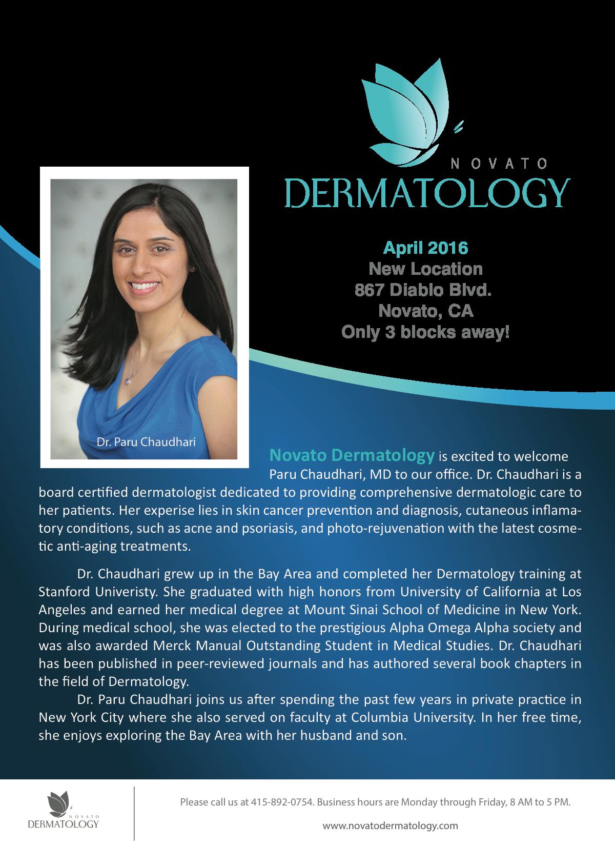 Novato Dermatology