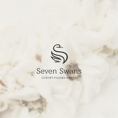 Seven Swans Logo