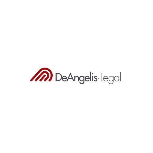 Logo for DeAngelis Legal.