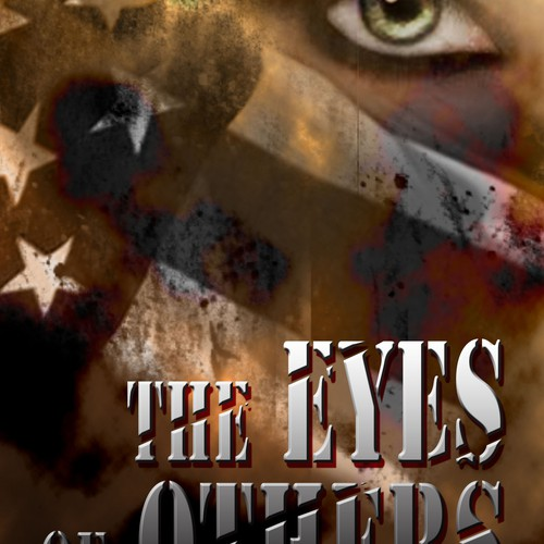 Book Cover for a Political Thriller
