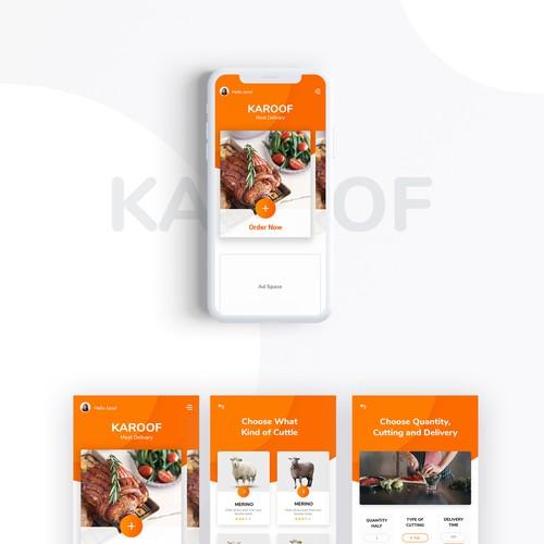 Trendy app design
