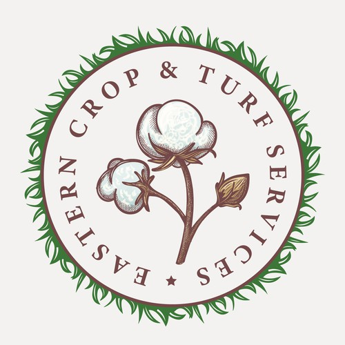 Logo for Eastern Crop & Turf Services