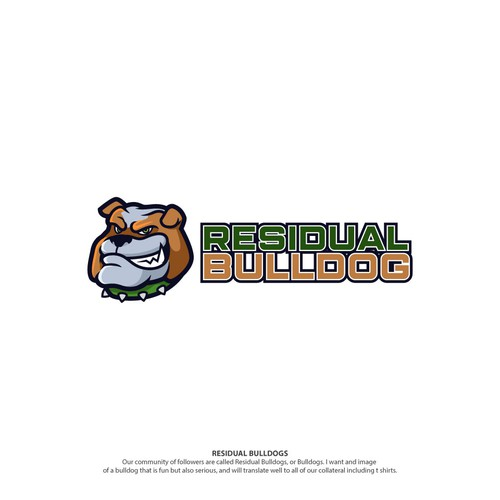 Residual Bulldog Contest Entry