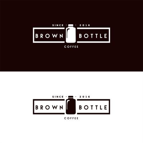 BROWN BOTTLE COFFEE