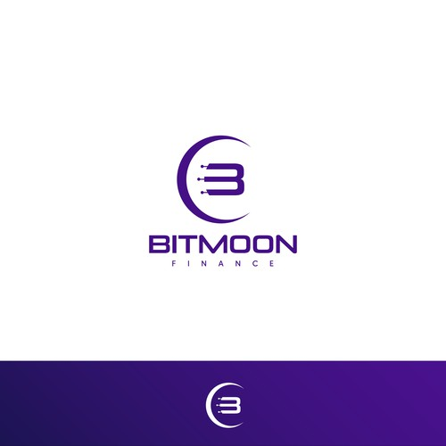 Logotipo para Bitmoon