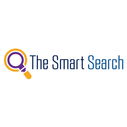 Logo for innovative, dynamic search engine