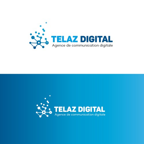 logo Telaz digital