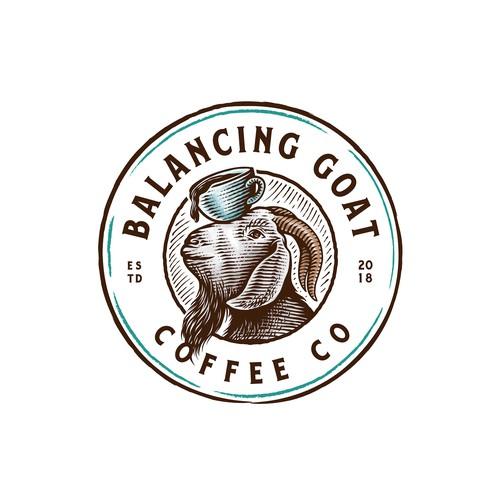 Balancing Goat coffee co